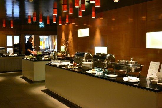 Theresia Gartenhotel: Buffet