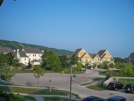 Blue Mountain Rivergrass: looking out from unit # 221