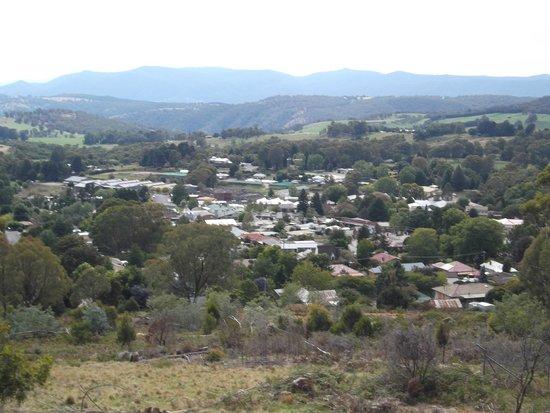 View of Batlow