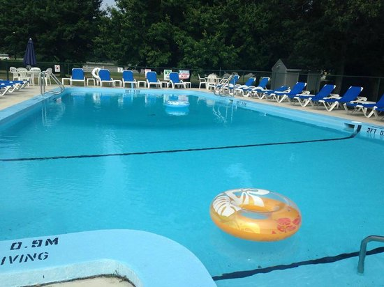Ocean Park Inn Cape Cod: Outdoor Pool