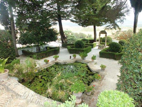 La Casa Del Rey Moro: Сад дворца