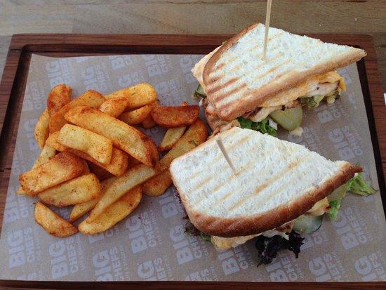Big Chefs: Ayvalık Sandwich