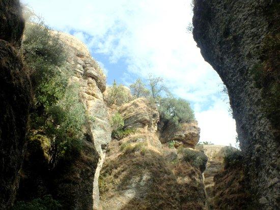 La Casa Del Rey Moro: Вид из шахты