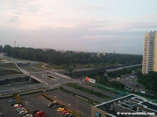 Novotel Katowice Centrum: Widok z okna