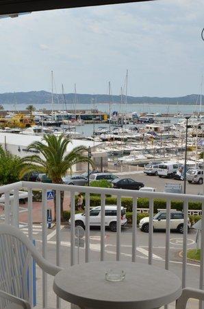 Hotel Les Illes: Vistas desde el hotel