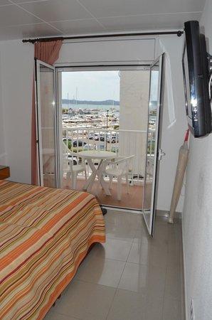 Hotel Les Illes : Vistas desde el hotel