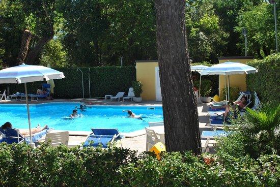 Hotel Bahama: la nostra piscina!