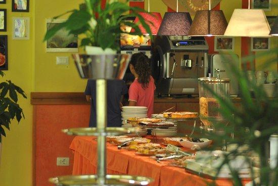 Hotel Bahama: scatti dalla colazione!