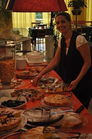 Hotel Bahama: la nostra cuoca antonella!