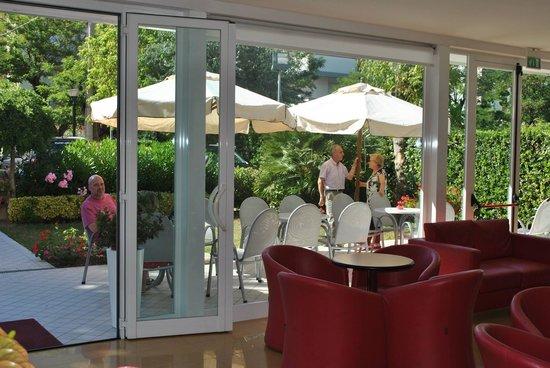 Hotel Bahama: l'esterno dell'hotel!