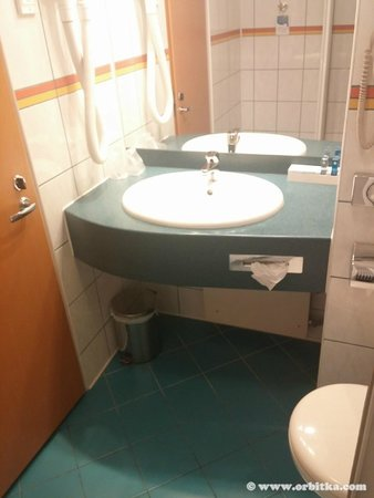 łazienka Picture Of Novotel Katowice Centrum Tripadvisor