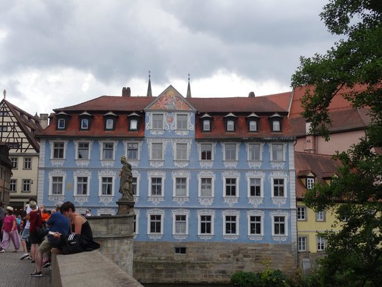 Bamberg Altstadt: Bamberg, il centro storico.