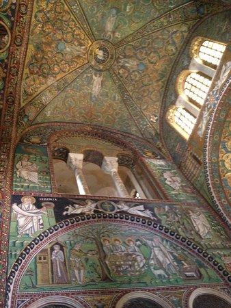 Basilica San Vitale: Mosaïques