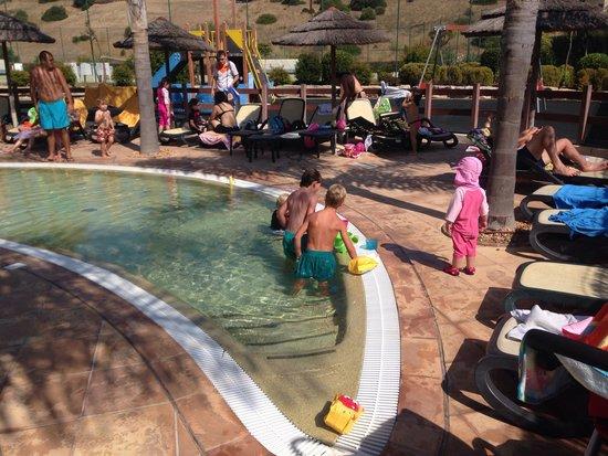 Hotel Baia da Luz: Toddler pool