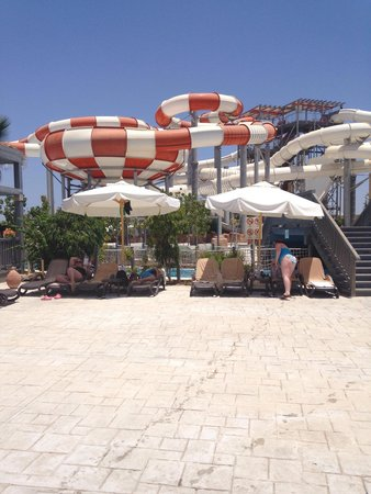 Coral Sea Waterworld Resort: Waterpark