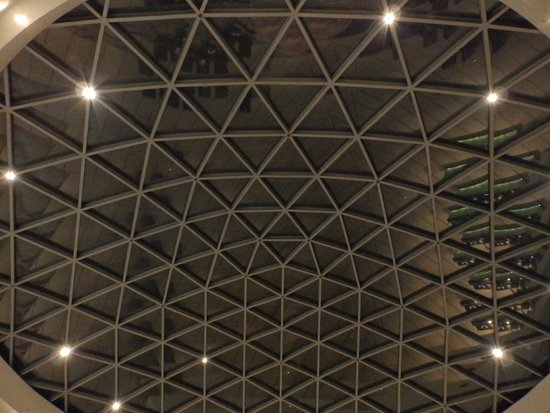 InterContinental Mendoza: Cúpula del lobby