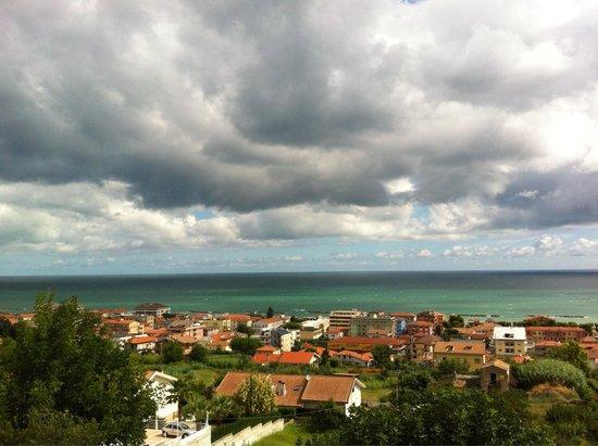 7venti : Vista dal balcone