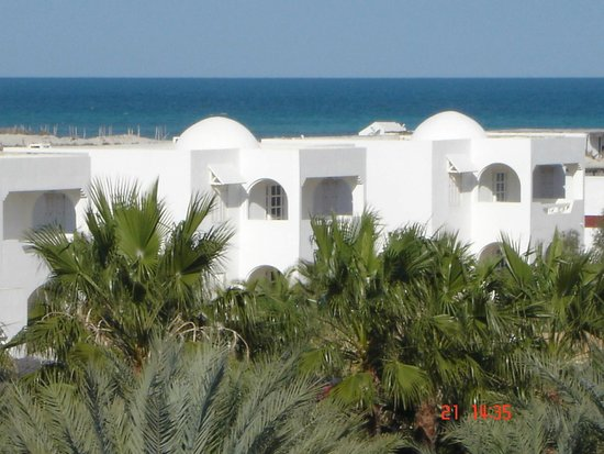 SunConnect Djerba Aqua Resort: View