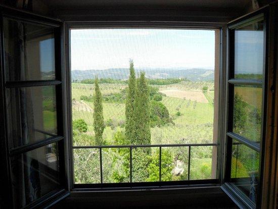 Castello del Nero Hotel & Spa : WOW!!