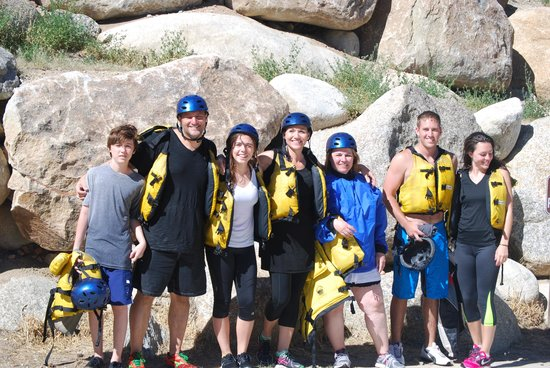 Buffalo Joe's Rafting brought to you by River Runners: Brown's Canyon