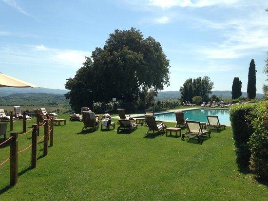 Castello del Nero Hotel & Spa : GO HERE!