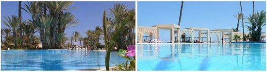 Zita Beach Resort: Photo-Perso-2-Piscines
