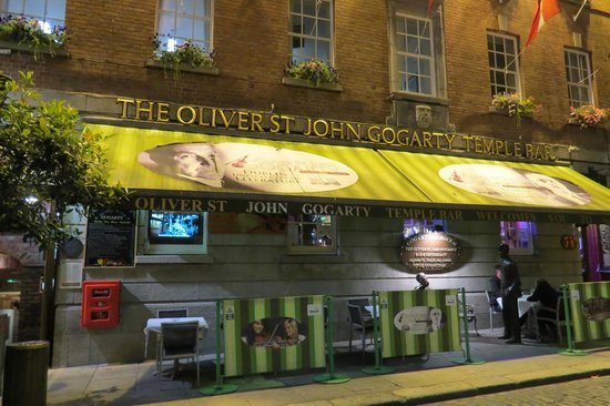 Oliver Saint John Gogarty: Oliver St John Gogarty