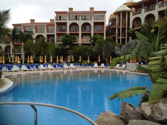 Cordial Mogan Playa: Top Pool