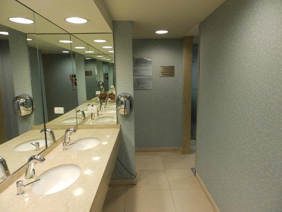 InterContinental Mendoza: Baño del spa