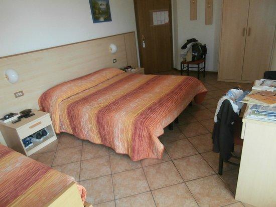 Hotel Al Larice: Camera