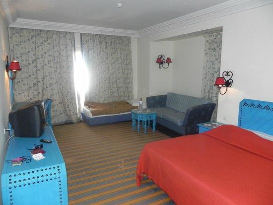 Hotel Regency: Pokój