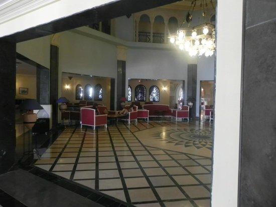 Regency Hotel and Spa : Hol, strefa animacji