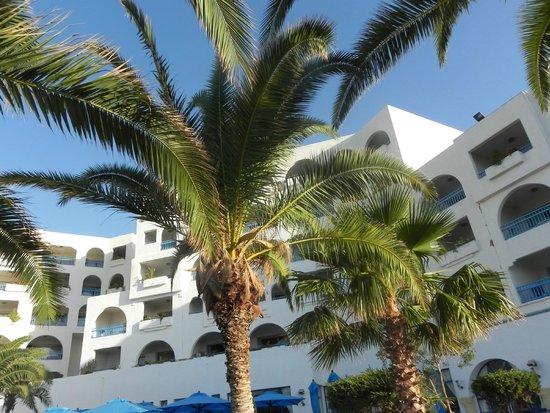 Regency Hotel and Spa : Widoczek