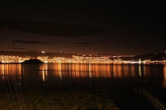 Hotel Jose Antonio Puno: Beautiful view from the suite