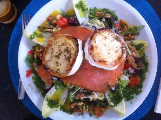 L'atelier Clandestino Gourmet: Ensalada numberguan