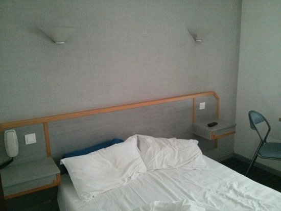 Asterides Sacca Hotel: Chambre