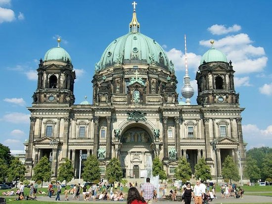 Original Berlin Walks: Berlin Cathedral