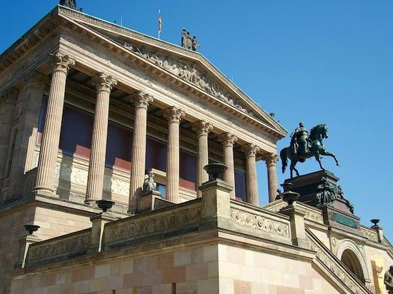 Original Berlin Walks: Alte Nationalgalerie