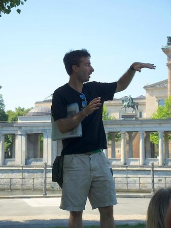Original Berlin Walks: Our guide Jonathan