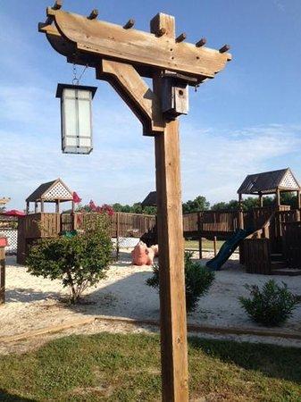 Cajun RV Park : Playground