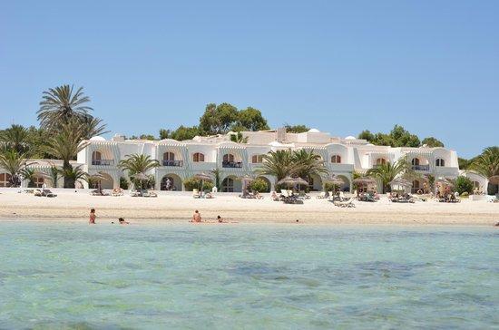 Club Med Djerba la Douce : notre chambre AZIZA