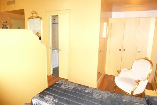 Hotel Ca' Zusto Venezia : Junior Suite Schlafbereich