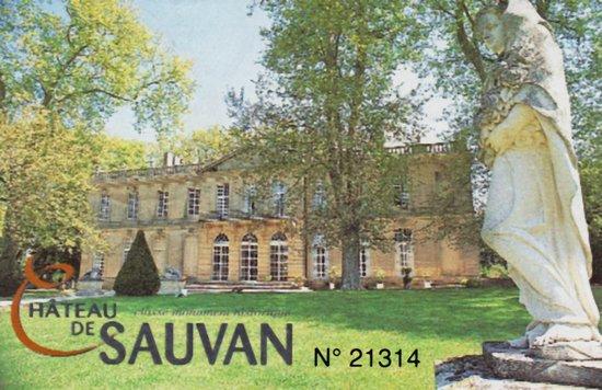 Château de Sauvan : ticket