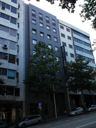 Hotel Porto Trindade: Fachada