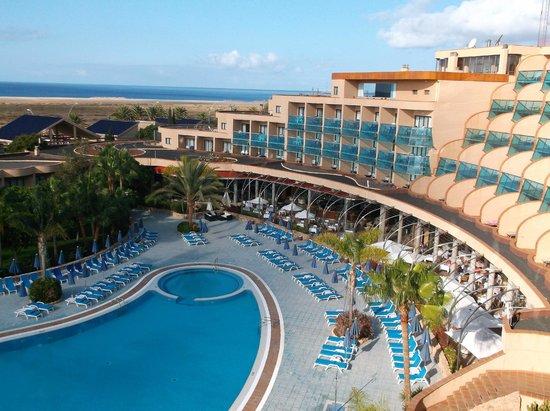 Hotel Faro Jandia & Spa: view