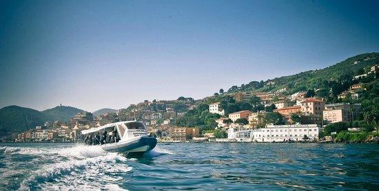 Hotel La Caletta: diving