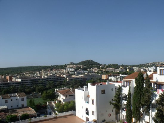 Holiday Park Apartments: View From Balcony