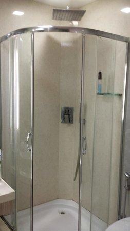 Residency Hotel: Shower