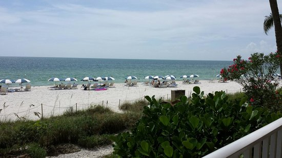 LaPlaya Beach & Golf Resort, A Noble House Resort: View from our room 232