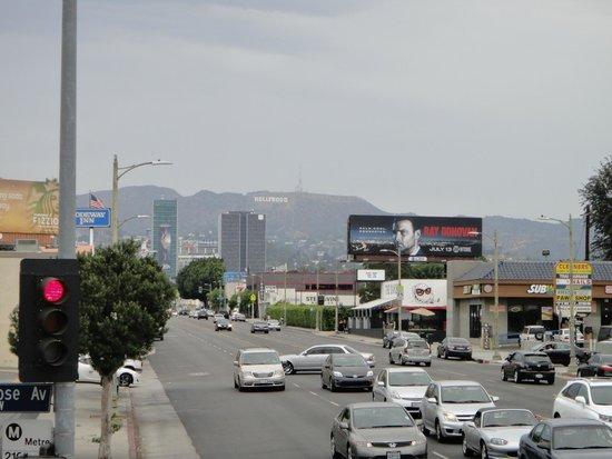 Hollywood : Голливуд   Лос-Анджелес